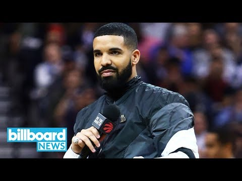 Drake Finally Meets ESPN Analyst Doris Burke, Gives Her a Hug and Kiss on the Cheek | Billboard News