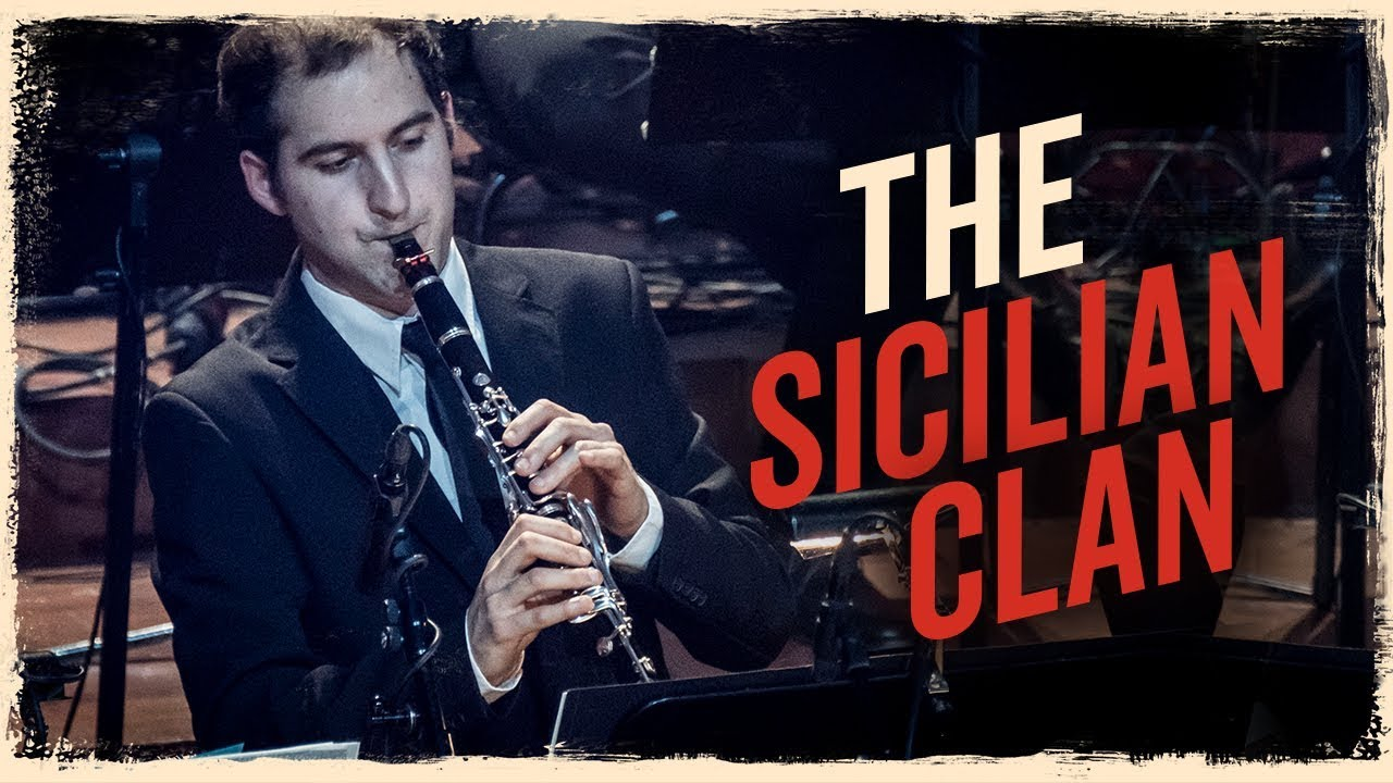 Download The Sicilian Clan - The Danish National Symphony Orchestra (Live)