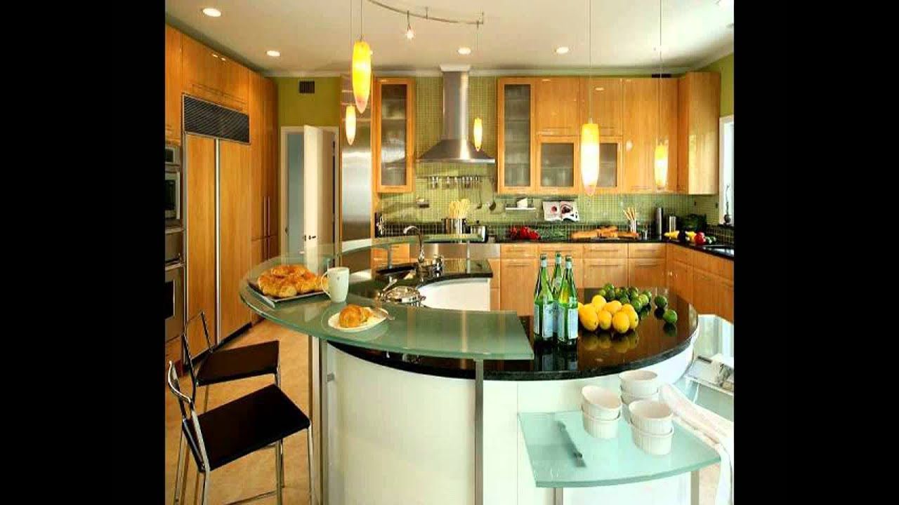 Best kitchen architecture design youtube for Good kitchen layout