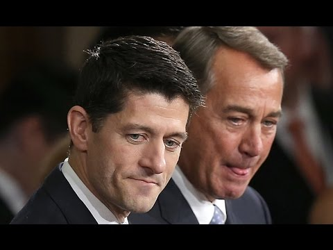 John Boehner Suggests Paul Ryan As Republican Nominee