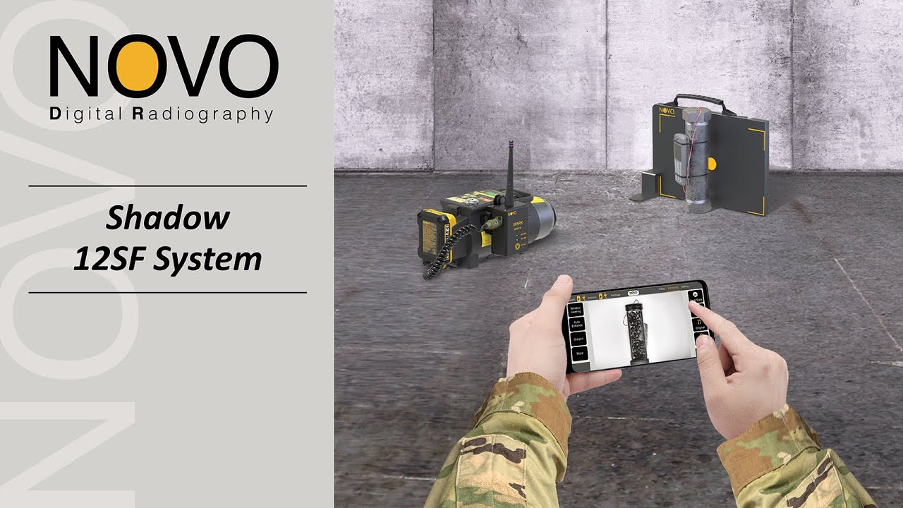 Watch our new video - Shadow 12SF System