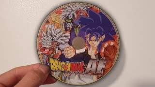 I Bought A FAKE Dragon Ball Game...