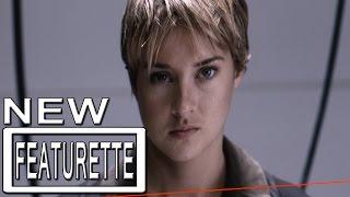 The Divergent Series: Insurgent Sneak Peek Featurette Official