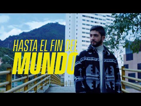 Daniel Jaller - Hasta el fin del Mundo (Video Oficial)