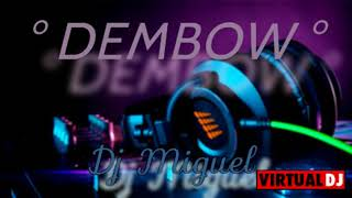 MIX - DEMBOW DOMINICANO 2018..By Dj Miguel