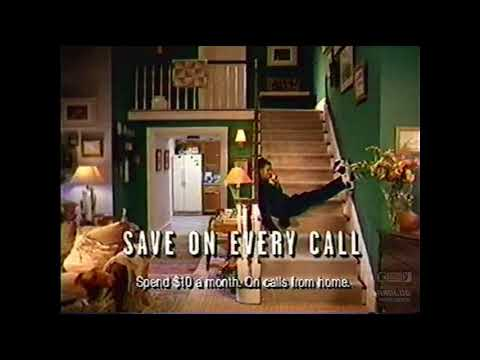 MCI featuring Whoopi Goldberg   Television Commercial   1996   Friends & Family