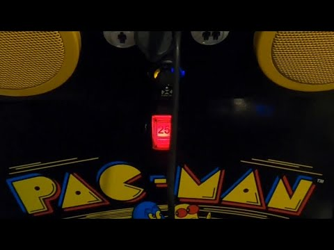 Arcade1Up Pacman to Hyperspin MAME Part 4 - Testing 12 volt from Phreakwar PC Custom Builds