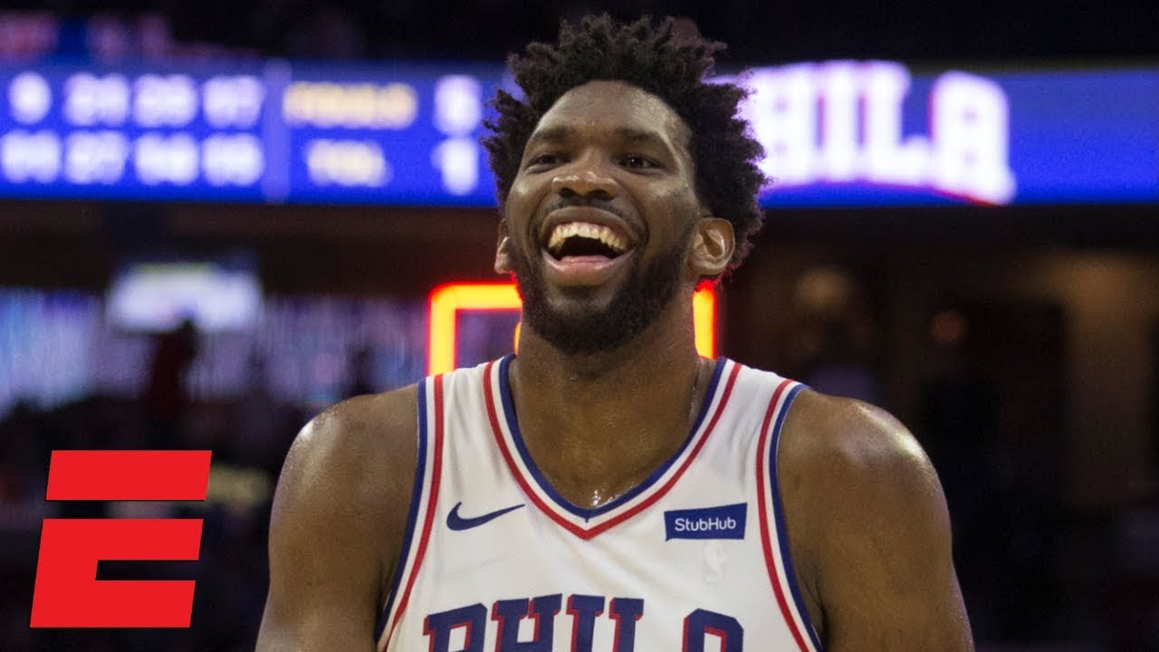 a3b7b91dba57 Joel Embiid leads 76ers past Kemba Walker and Hornets