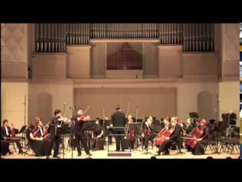 Pochekin Duo - Mozart - Sinfonia Concertante