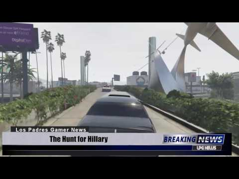 Trump III: The Hunt for Hillary