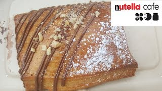 Nutella Cafe Seasonal Fruit Hand Pie - Wreckless Eating In Chicago