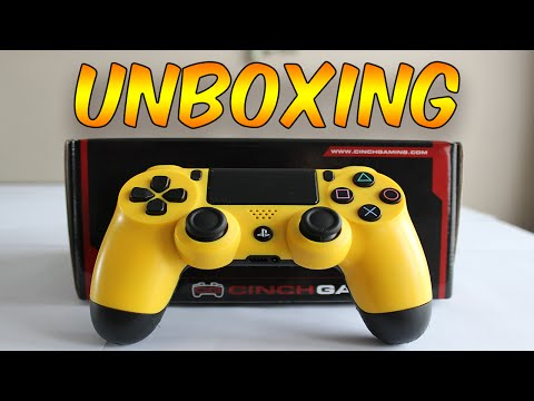 Unboxing Cinch Gaming Controller in South Africa