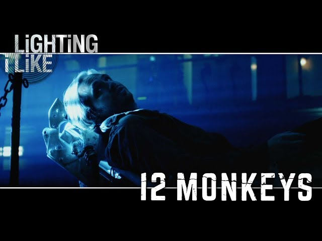12 Monkeys - Lighting I Like