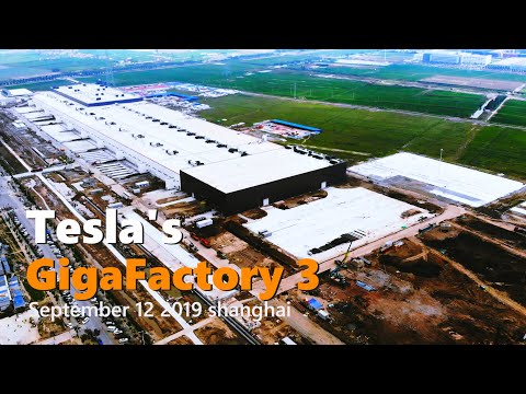 Tesla Gigafactory 3 complex sees preparations for next, big expansion