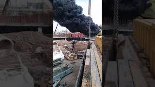 Пожар в челябинске Пожар в конгресс-холле