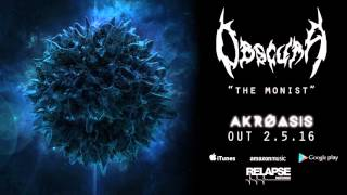 "OBSCURA - ""The Monist"" (Official Track)"