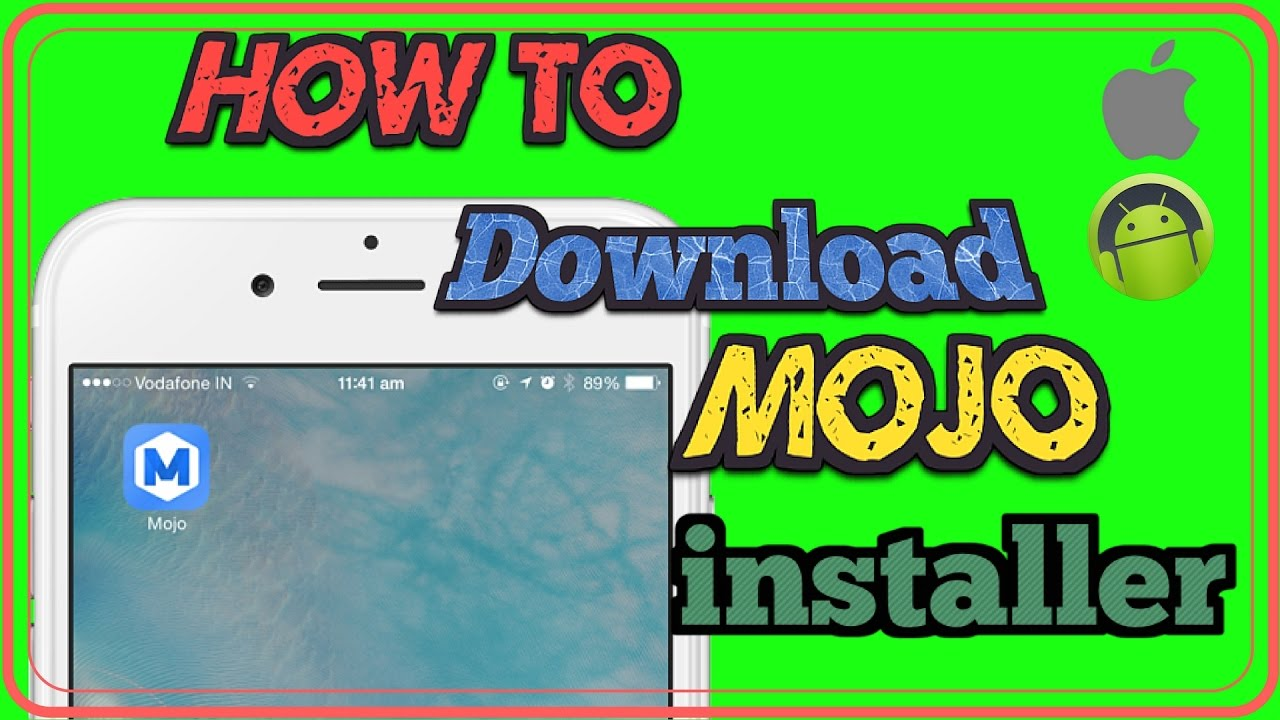 How To Download Mojo Installer And Upload / Packages / Apps / 2016
