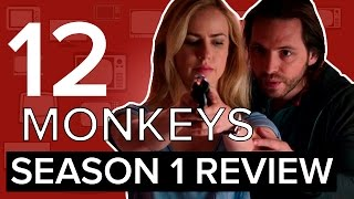 12 Monkeys is the TV adaptation of the 1995 Terry Gilliam movie. Th...