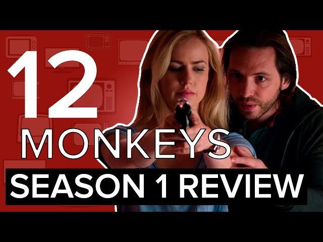 12 MONKEYS Season 1 Review (Spoiler Free)