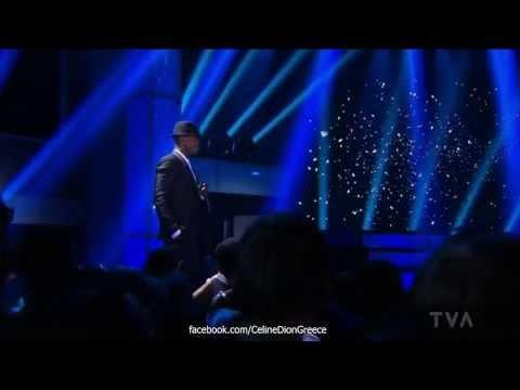 Celine Dion ft. Ne-Yo - Incredible (Le Banquier 3/11/2013)
