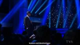 Celine Dion ft. Ne-Yo - Incredible (Le Banquier 3/11/2013)