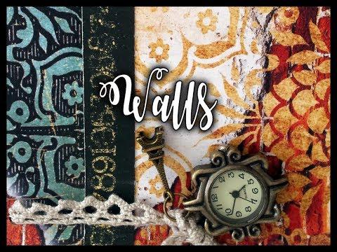 Notebook - Walls