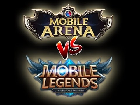 Mobile Arena Arena Of Valor Vs Mobile Legends Bagusan Yang Mana
