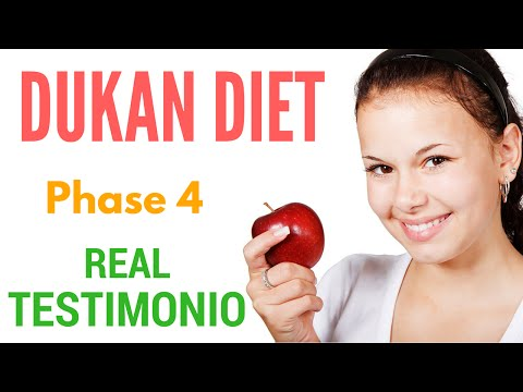 Dukan Diet - Before & After (real Testimonio) 3/3