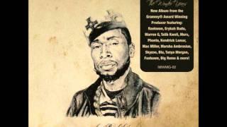 9th Wonder - 20 Feet Tall (ft. Erykah Badu & Rapsody)