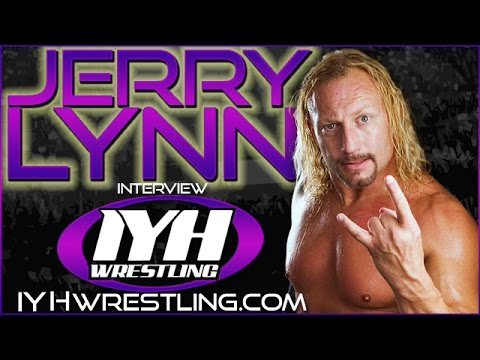 Jerry Lynn In Your Head Wrestling Shoot Interview (full)