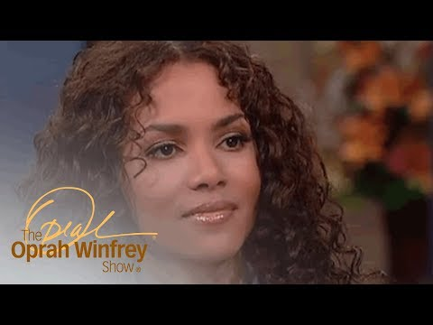 The Empowering Lesson Halle Berry Learned from Being Cheated On | The Oprah Winfrey Show | OWN