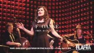 FLOANNE — an Evening of French Cabaret