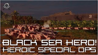 (AW) Heroic Special Ops! - Black Sea Hero! (Full Playthrough!)