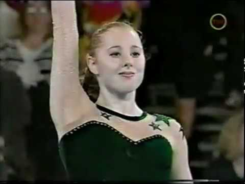 2001 Goodwill Games - Women's Balance Beam Final Gymnastics
