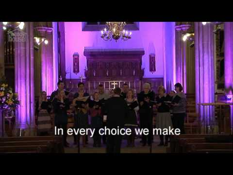 King of our life story - choral version