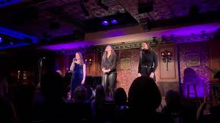 "54 Below- ""Up The Ladder To The Roof""- Shelby Ringdahl, Caroline Iliff, and Rachel Gifford"