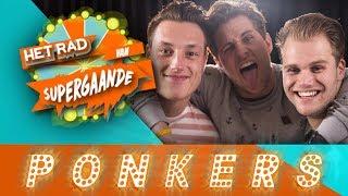#FINALE: PONKERS VERTELLEN WAT ER OP HUN REKENING STAAT!? - RAD VAN SUPERGAANDE (SEIZOEN 2 AFL. 8)