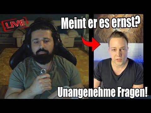INTERVIEW Mit Junus W. (Ich Stelle Ihn Zur Rede!)