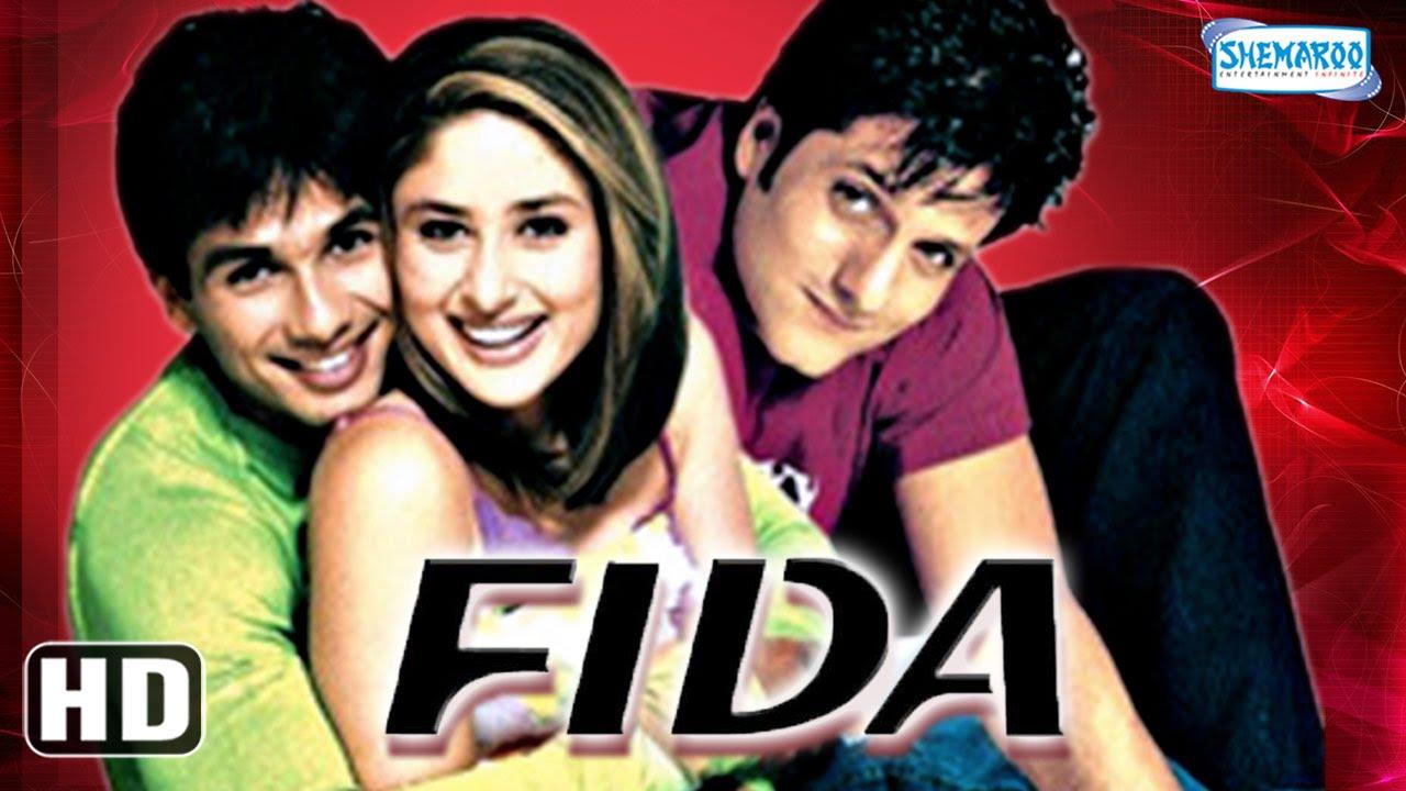 Fida {HD} - Shahid Kapoor - Kareena Kapoor - Fardeen Khan - Superhit Hindi Film-(With Eng Subtitles)