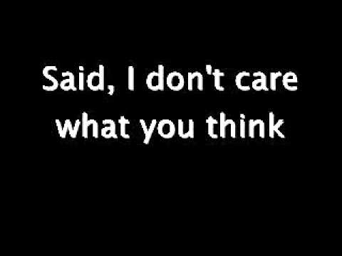 I Don't Care Fall Out Boy Lyrics