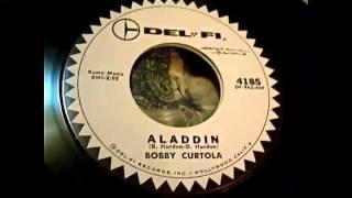 Bobby Curtola - Aladdin 45 rpm!