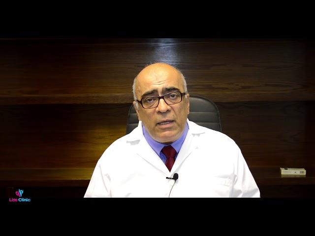 الاستاذ الدكتور حسن المغربي يتحدث عن كيفية تطبيق العلاج على المريض