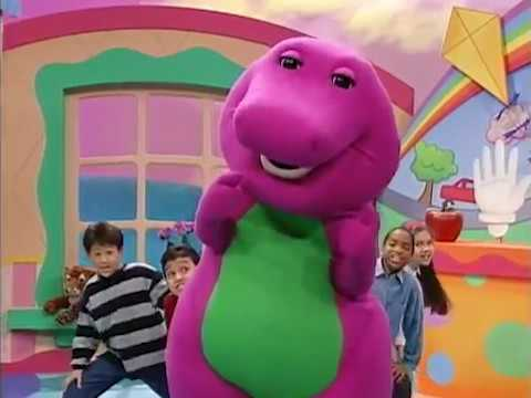MIGOS  TShirt ft Barney & Friends