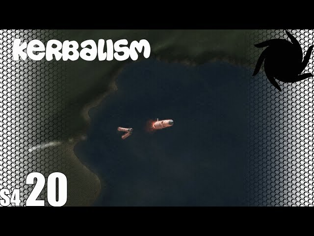 Kerbalism - S04E20 - Minmus Material Studys and a Jool Probe