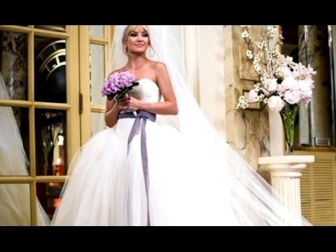 Самые красивые свадебные платья 😍 Свадебное платье 2018 ❤ UFL ... 0c60dd7a00e04