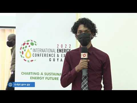 Int'l Energy Conference geared to attract more investor interest in Guyana