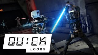 Star Wars Jedi: Fallen Order: Quick Look