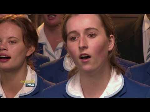 Springfield & SACS Choir perform