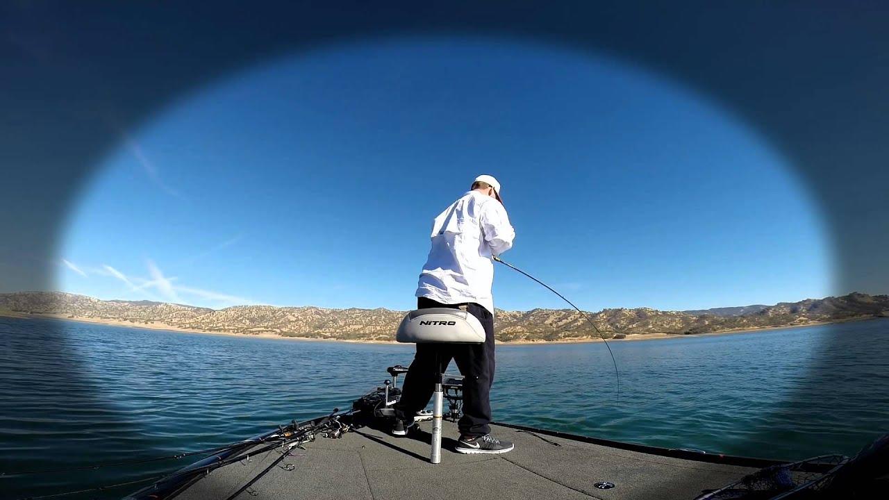 Lake berryessa fall smallmouth fishing youtube for Berryessa fishing report