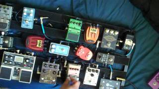 Fun with a Tap Tremolo and Spectacular Aenima